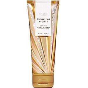 Bath & Body Works Twinkling Nights Shea Body Cream